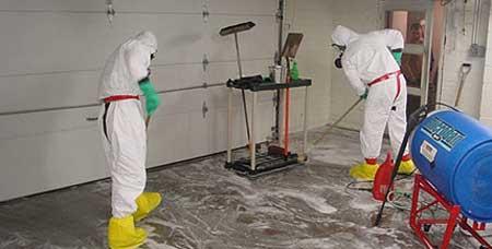 Sewage Leak Cleaning