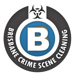 Brisbane Crime Scene Cleaning Retina Logo