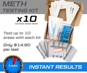 Meth Testing Kit