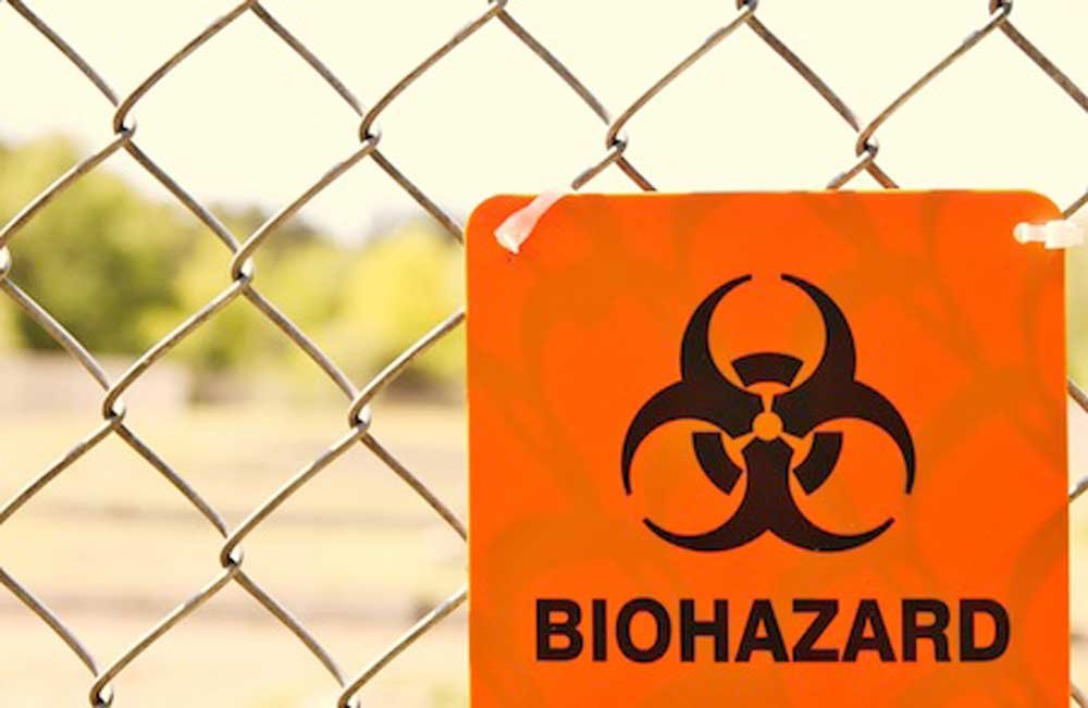 Biohazard Zone