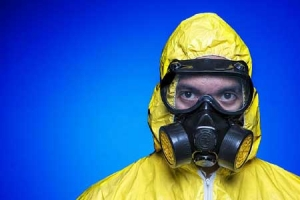 PPE Biological Hazard Cleaning