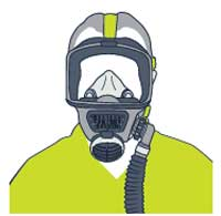 PPE used as part of a fornensic & crime scene cleanup