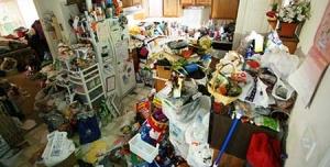 Cleanup of Food Scraps, Gross Filth & Squalor