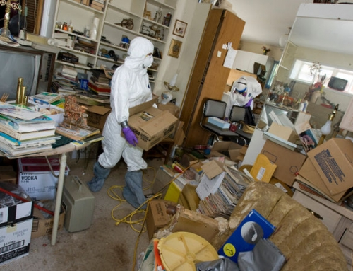 Hoarder Lived With Her Dead Son's Body For 20 Years