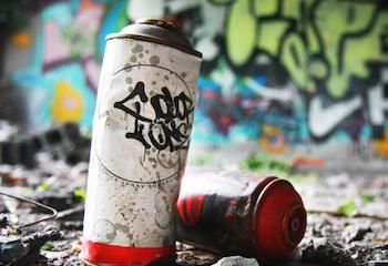 Gold Coast Vandalism Clean Up